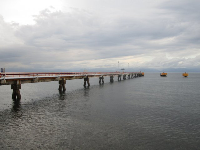 Bunkering and Receiving Pier Construction - Petron General Santos