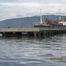 Rehabilitation and Repair Works - Port of Mati, Davao Oriental