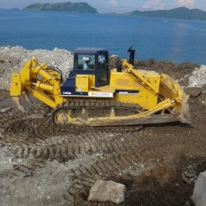 Site Development Equipment - Bulldozer