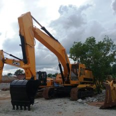 Site Development Equipment - Excavators