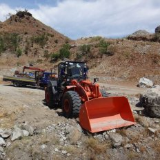 Site Development Equipment - Loader