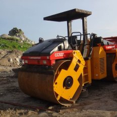 Site Development Equipment - Road Roller